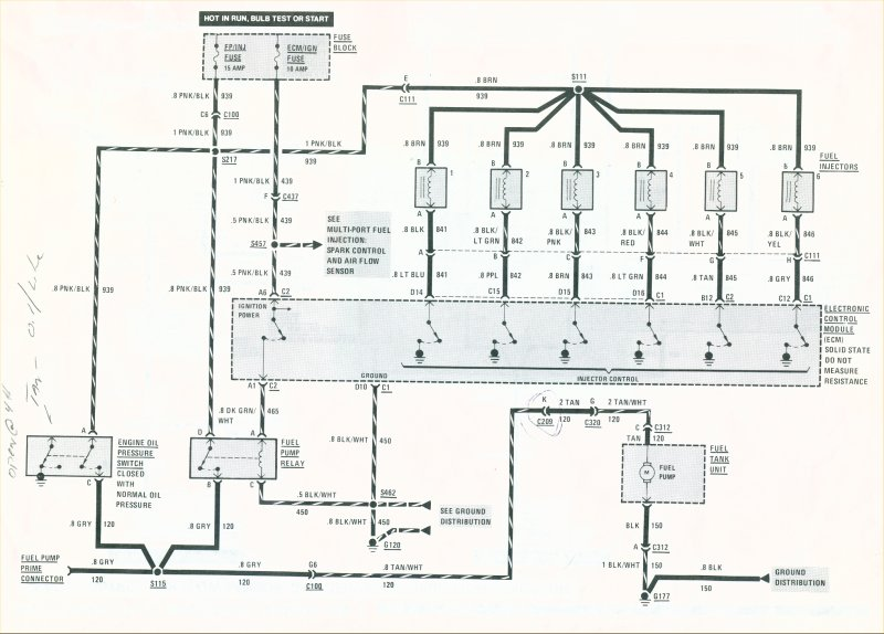 [SCHEMATICS_4PO]  Fuel pump fuse | Turbo Buick Forum | Buick Grand National | T-Type | Turbo T | Buick Grand National Fuse Box Wiring |  | Turbo Buick Forum